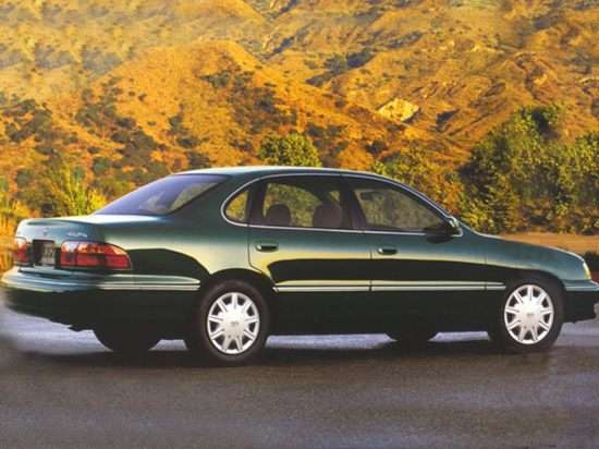 Toyota Avalon Used Car Buyer's Guide: 2000 – 2004