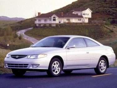 1999 Toyota Camry Solara
