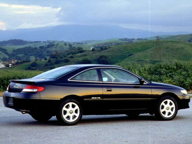 1999 toyota camry solara pictures including interior and. Black Bedroom Furniture Sets. Home Design Ideas