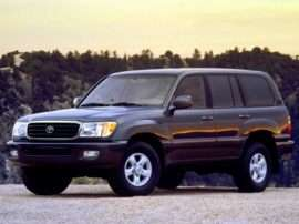 1999 Toyota Land Cruiser Base 4dr All-wheel Drive