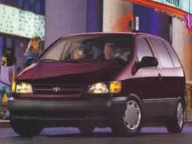1999 Toyota Sienna CE 3dr Passenger Van