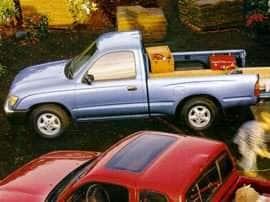 1999 Toyota Tacoma Base 4x2 Regular Cab 103.3 in. WB