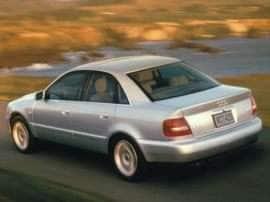 2000 Audi A4 1.8T 4dr Front-wheel Drive Sedan
