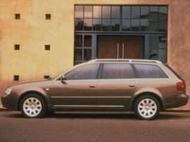 2000 Audi A6 Avant 4dr All-wheel Drive Quattro Station Wagon