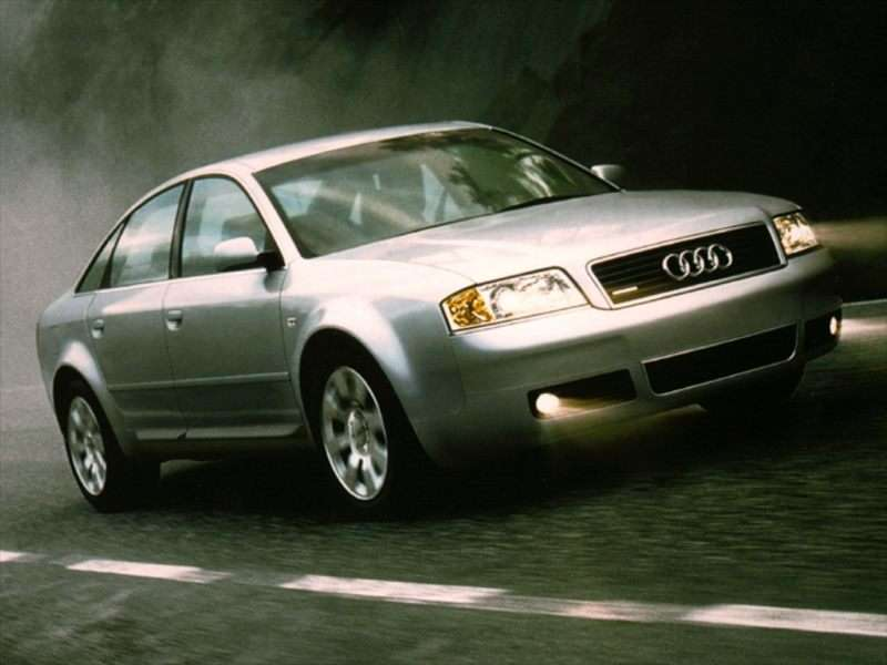 2000 Audi A6 pictures and wallpaper.