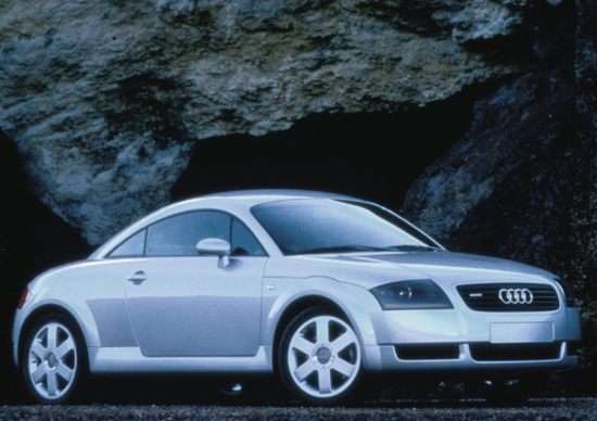 Audi TT Used Car Buyer's Guide: 2000 – 2006