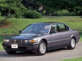 2000 BMW 750 iL 4dr Sedan