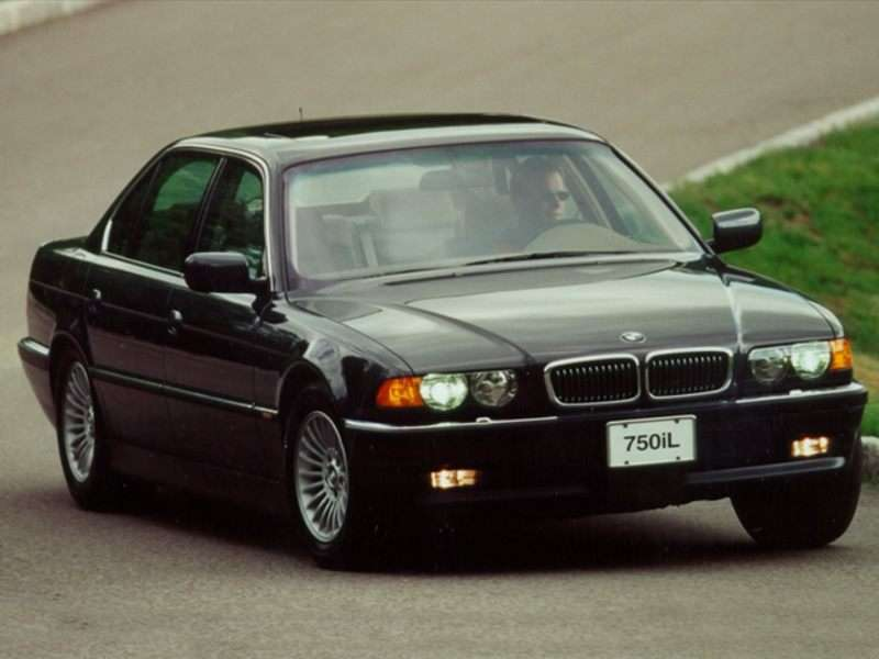 2000 Bmw 750 Pictures Including Interior And Exterior