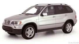 2000 BMW X5 4.4 4dr All-wheel Drive