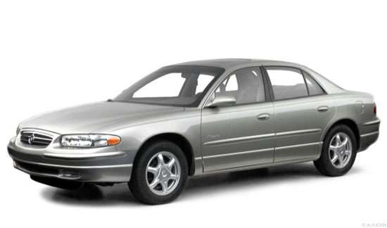 Used Buick Regal: 1998