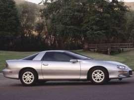 2000 Chevrolet Camaro Base 2dr Coupe