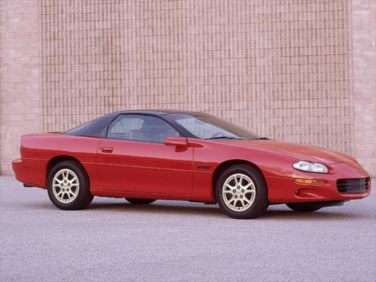 2000 Chevrolet Camaro Z28 Coupe