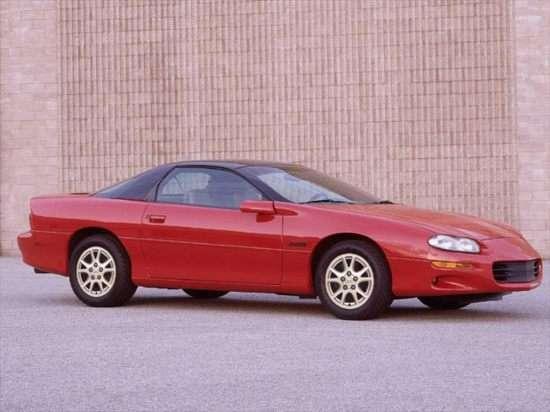 2000 Chevrolet Camaro Z28 Coupe