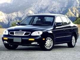 2000 Daewoo Leganza SE 4dr Sedan