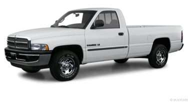 2000 Dodge Ram 1500 ST 4x4 Regular Cab Long Box