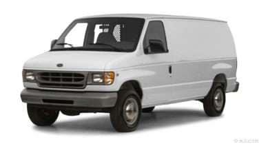 2000 Ford E-250