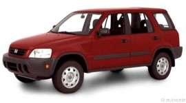 2000 Honda CR-V LX 4dr Front-wheel Drive