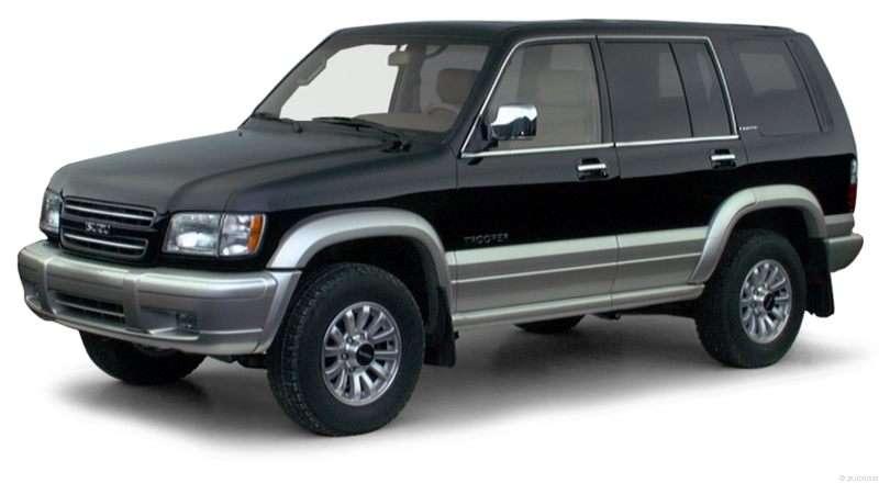 Amigo Auto Sales >> 2000 Isuzu Trooper Pictures including Interior and ...