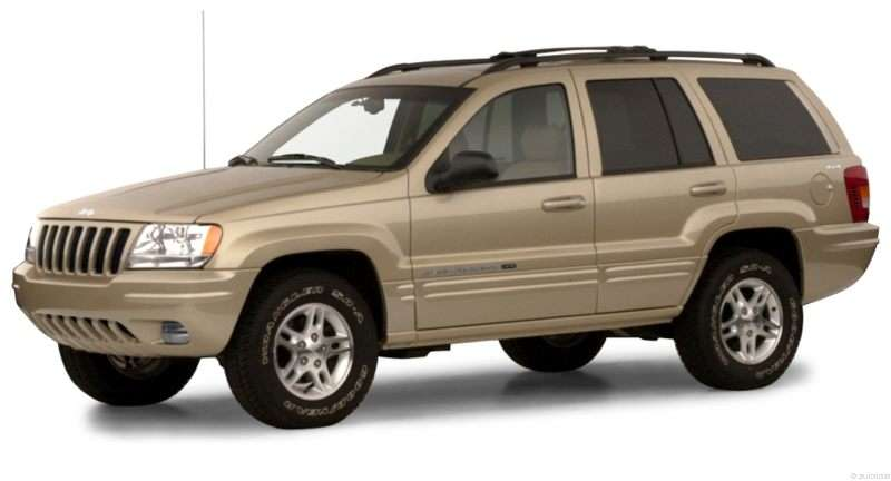 2000 Jeep Grand Cherokee Pictures including Interior and ...