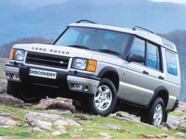2000 Land Rover Discovery 