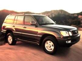 2000 Lexus LX 470 Base 4dr All-wheel Drive