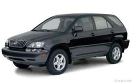 2000 Lexus RX 300 Base 4dr Front-wheel Drive