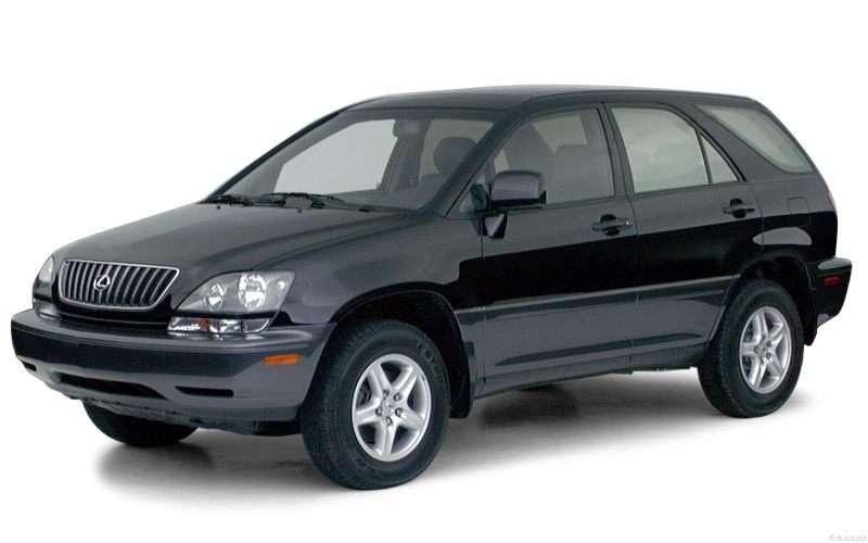 2000 Lexus RX 300