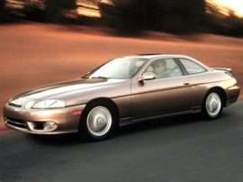 2000 Lexus SC 400 Base 2dr Coupe