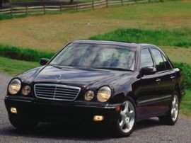 2000 Mercedes-Benz E-Class Base E320 4dr Rear-wheel Drive Sedan