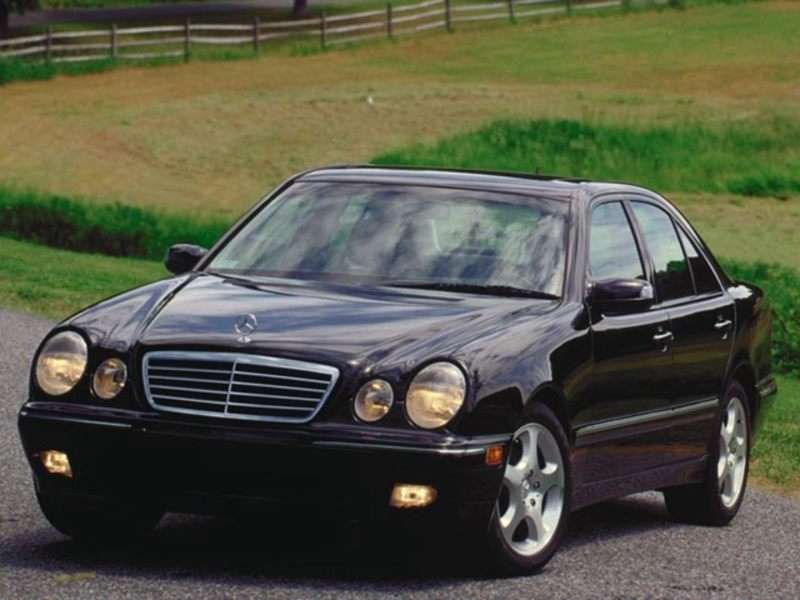 2000 mercedes benz e class pictures including interior and for Mercedes benz e learning