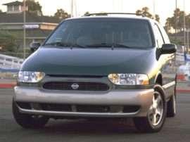 2000 Nissan Quest GXE Passenger Van