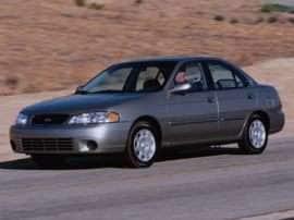 2000 Nissan Sentra XE 4dr Sedan