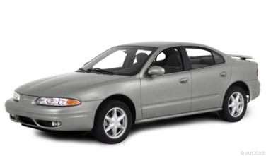 2000 Oldsmobile Alero GL3 Sedan