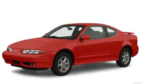 2000 Oldsmobile Alero GL3 Coupe