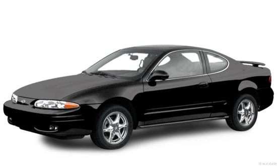 2000 Oldsmobile Alero GLS Coupe