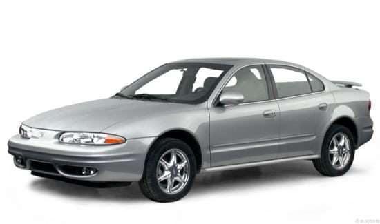 2000 Oldsmobile Alero GLS Sedan