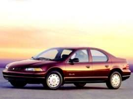 2000 Plymouth Breeze Base 4dr Sedan