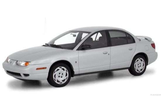 2000 Saturn SL2