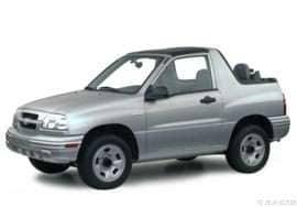 2000 Suzuki Vitara JS 2dr 4x2
