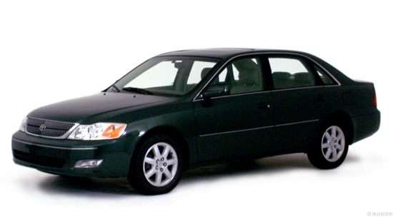 Toyota Avalon Used Car Buyer's Guide: 2000