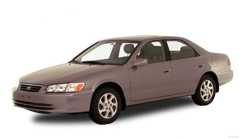 2000 Toyota Camry Pictures Including Interior And Exterior