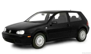 2000 Volkswagen Golf (A4) 2dr