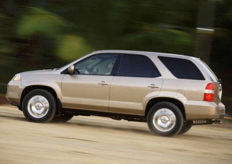 2001 Acura Price Quote, Buy a 2001 Acura MDX | Autobytel.com