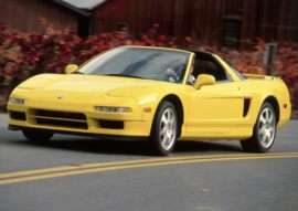 2001 Acura NSX 3.2L 2dr Coupe