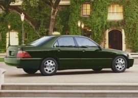 2001 Acura RL 3.5 4dr Sedan