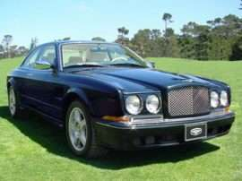 2001 Bentley Continental R 2dr Coupe