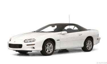 2001 Chevrolet Camaro Police Coupe