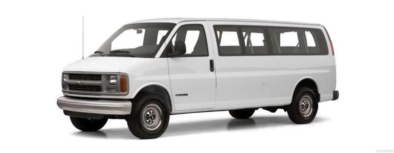 2002 Chevrolet Express LT