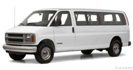 2001 Chevrolet Express Base G1500 Passenger Van