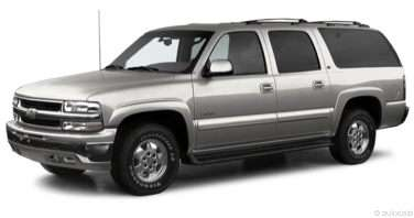 2001 Chevrolet Suburban 1500 